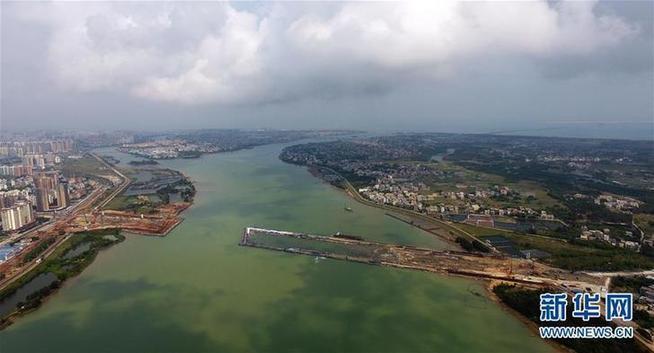 (经济)(1)海口推进江东新区建设