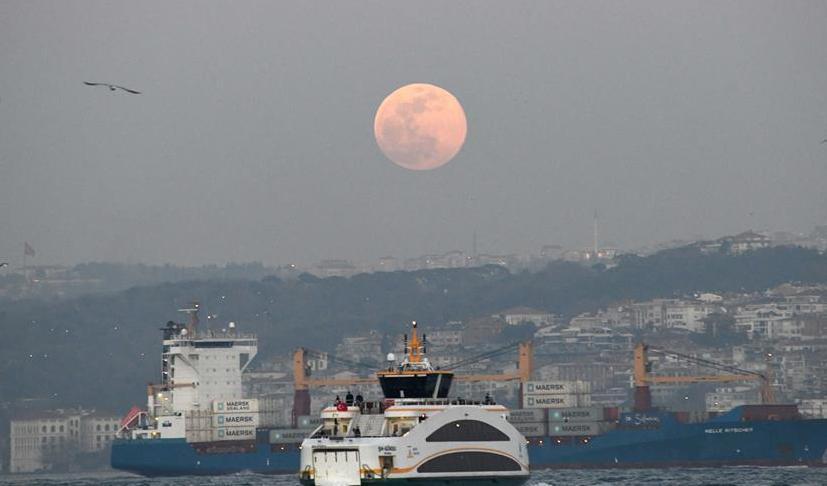 (国际)(2)土耳其伊斯坦布尔2018年对污染海域船只罚金创纪录