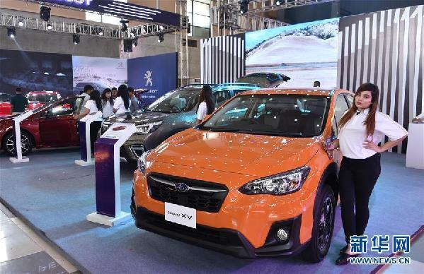 (XHDW)(1)孟加拉国车展