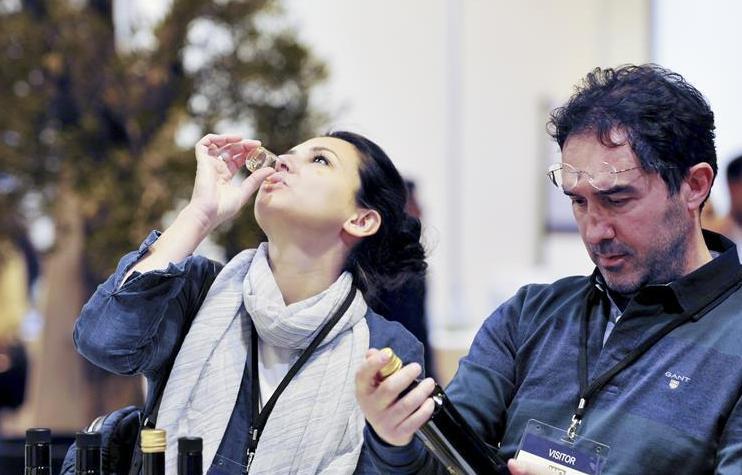 (国际)(4)世界橄榄油博览会在马德里举行