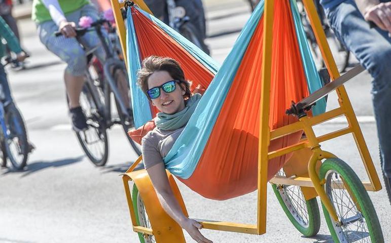 (国际)(3)奥地利维也纳:自行车骑行?#25991;?#21326;