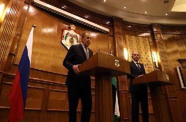 """(国际)(1)俄外长:美国中东和平""""世纪协议""""令人忧虑"""