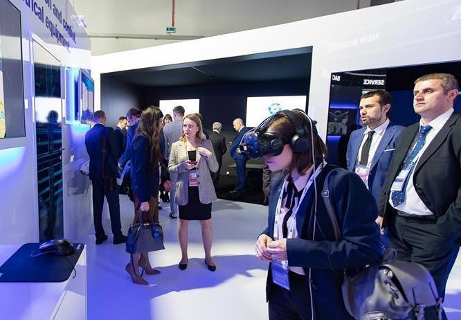 (国际)(1)第十一届俄罗斯国际核工业展览会在索契开幕