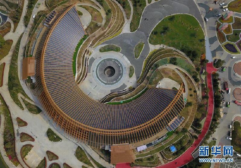 (新华全媒头条·图文互动)(3)展示中国之美 共奏绿色乐章——2019年中国北京世界园艺博览会筹办纪实