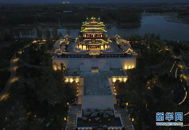 (新华全媒头条·图文互动)(4)展示中国之美 共奏绿色乐章——2019年中国北京世界园艺博览会筹办纪实