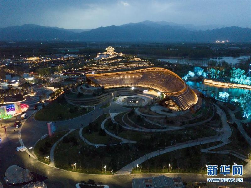 (新华全媒头条·图文互动)(6)展示中国之美 共奏绿色乐章——2019年中国北京世界园艺博览会筹办纪实