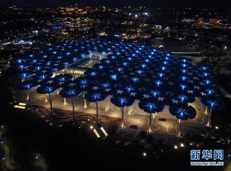 (新华全媒头条·图文互动)(19)展示中国之美 共奏绿色乐章——2019年中国北京世界园艺博览会筹办纪实