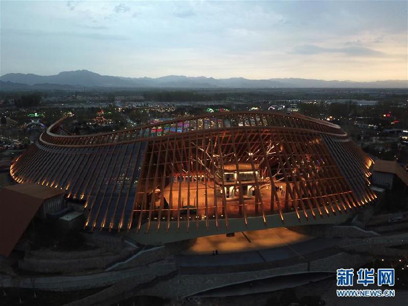 (新华全媒头条·图文互动)(21)展示中国之美 共奏绿色乐章——2019年中国北京世界园艺博览会筹办纪实