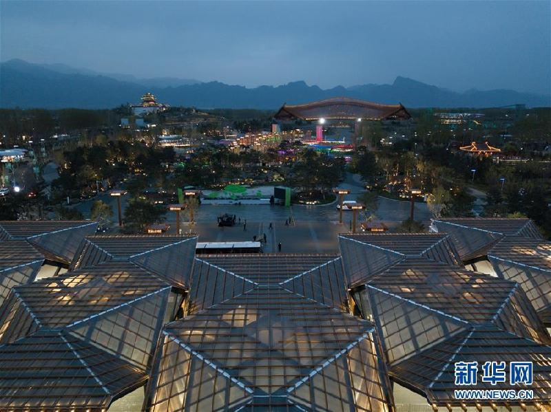 (新华全媒头条·图文互动)(22)展示中国之美 共奏绿色乐章——2019年中国北京世界园艺博览会筹办纪实