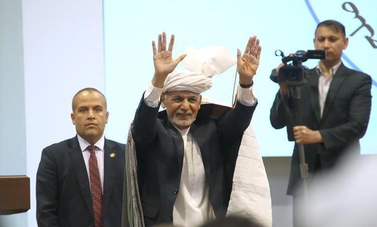 (國際)(2)阿富汗總統強調應通過對話實現和平