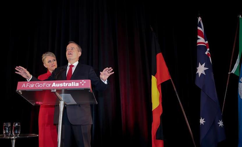(国际)(2)澳大利亚工党领袖宣布败选