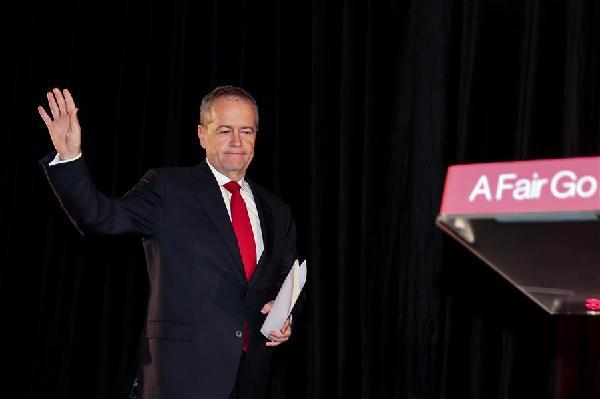 (国际)(1)澳大利亚工党领袖宣布败选