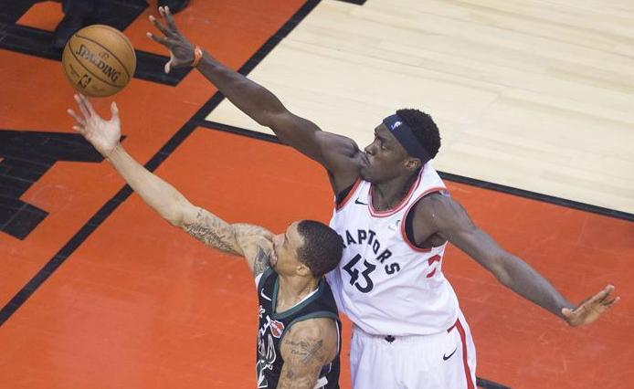 (体育)(6)篮球——NBA季后赛:猛龙队夺得东部冠军