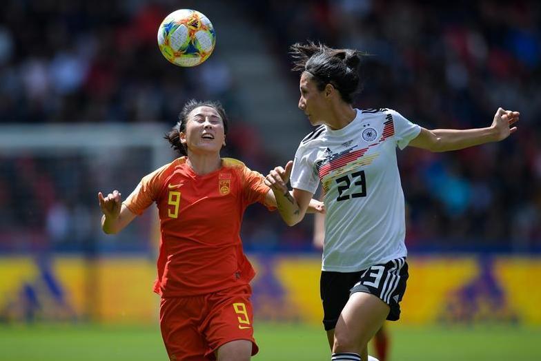 (女足世界杯)(1)足球——B组:中国不敌德国