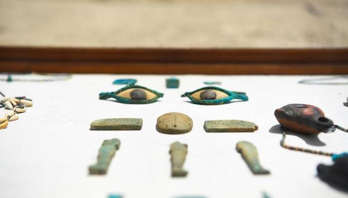 (国际)(4)埃及4000年历史的金字塔正式向游客开放