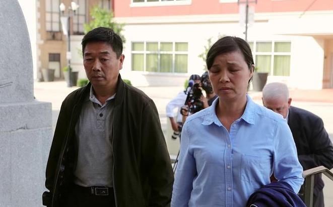 (国际)(1)章莹颖案凶手克里斯滕森被判终身监禁