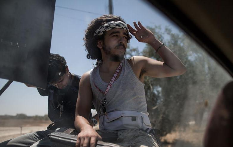 (國際)(1)利比亞:戰事持續