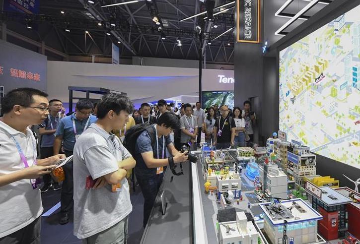 (經濟)(4)2019中國國際智能產業博覽會即將開幕