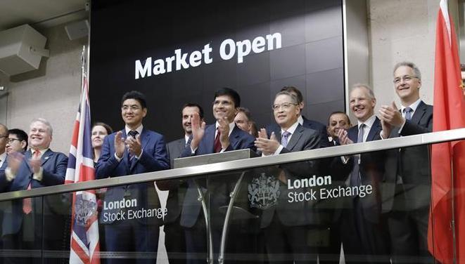 (国际)(1)中资银行首次在伦敦发行英镑债券