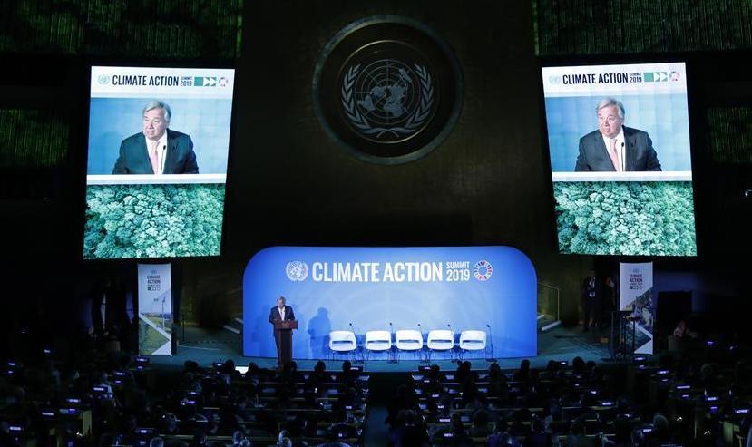 (國際)(2)聯合國氣候行動峰會開幕