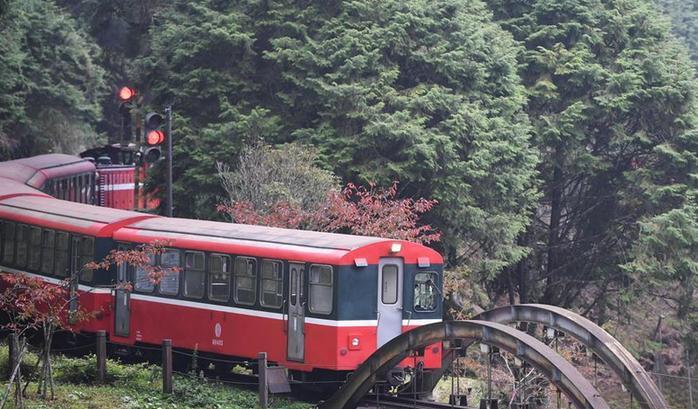 (社会)(4)阿里山森林小火车
