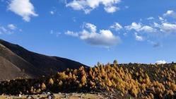 (美麗中國)(1)四川鄉城:秋色如畫
