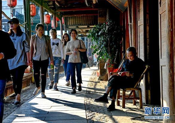 (美丽中国)(1)武夷山下古村落——下梅村