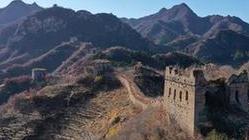 (美丽中国)(1)冬到长城