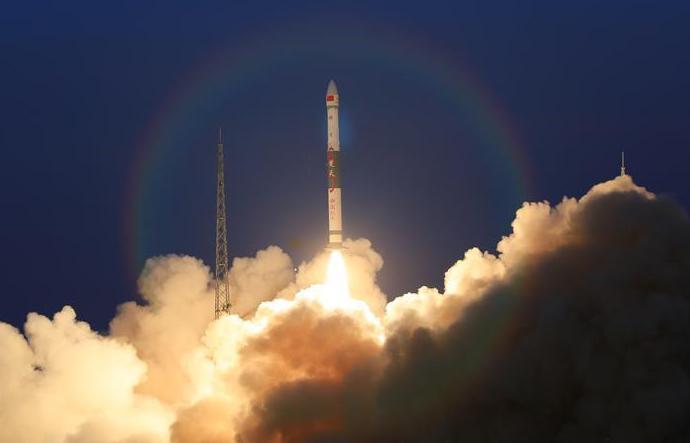 (图文互动)(2)全球多媒体卫星系统α阶段A、B卫星成功发射