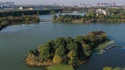 (美丽中国)(1)江苏昆山:湿地公园美