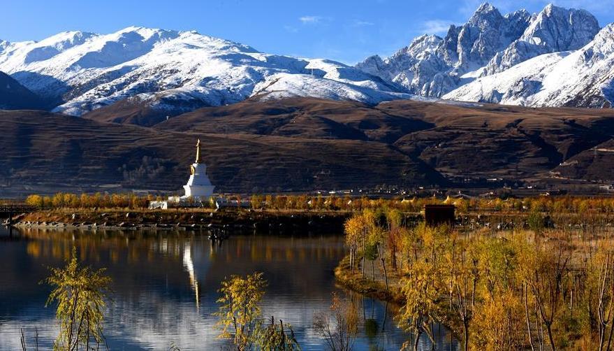 (環境)(10)川藏線上的美麗風景