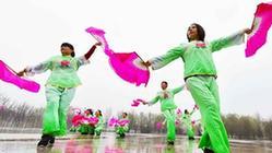 (社會)(2)山東鄒平:新時代文明實踐站點豐富社區文化生活