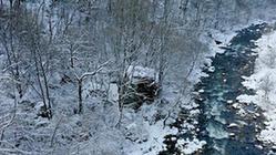 (美麗中國)(5)雪落秦嶺 重巒茫茫