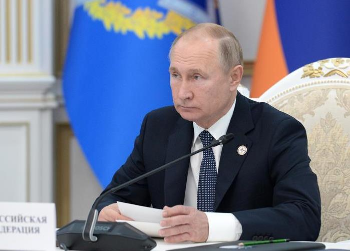 (国际)(2)集安组织峰会在比什凯克举行