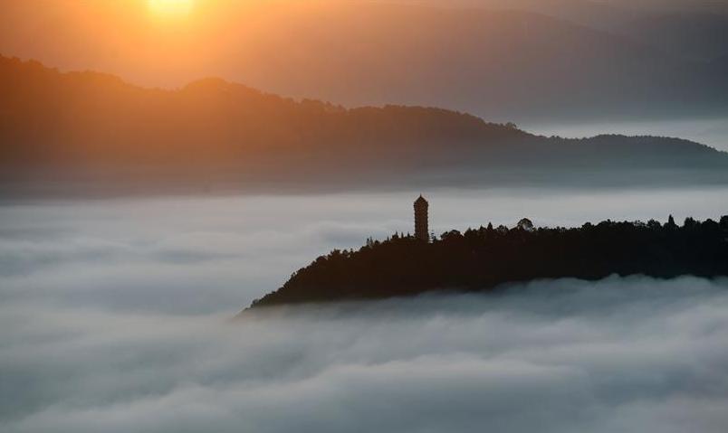 (环境)(3)云南宁洱:壮美的冬季云海