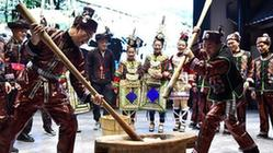 (文化)(3)贵阳:侗族群众欢度侗年