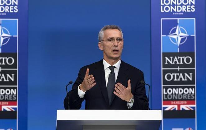 (国际)(2)北约峰会在伦敦闭幕