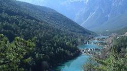 (生态)(1)云南丽江:绿水青山蓝月谷
