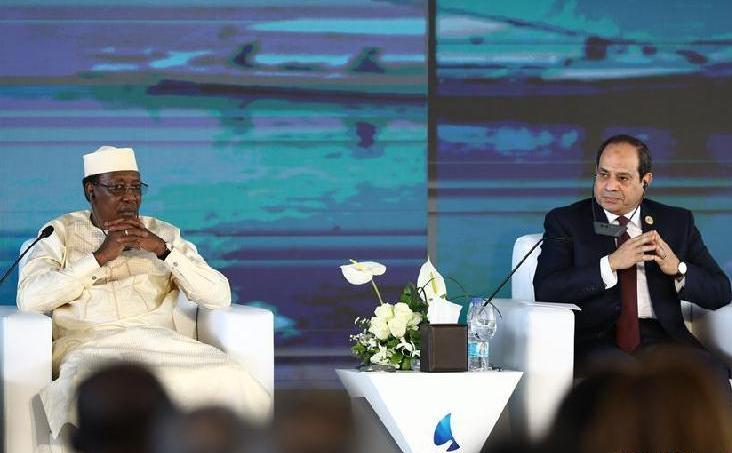 (国际)(2)阿斯旺可持续和平与发展论坛在埃及开幕