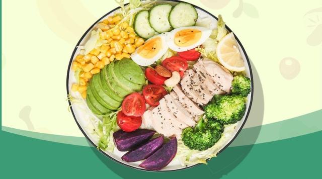 公益广告:合理膳食 拒绝高油高盐高糖