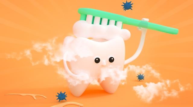 公益广告:爱护牙齿 从我做起