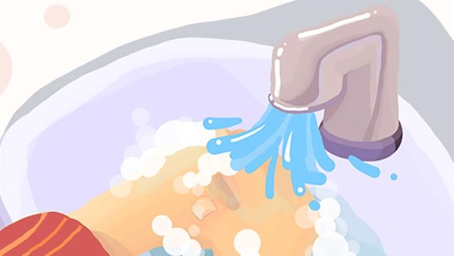 公益广告:讲卫生 勤洗手