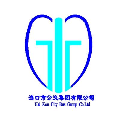 编号975:海口市公共交通集团有限公司徽标logo