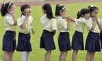 中国校服的百年变迁