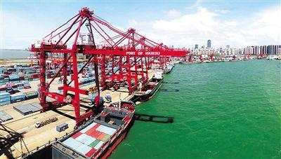 """""""海口速度""""激发新活力 经济发展提质增效"""