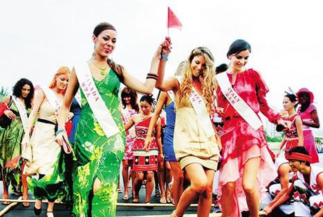 海南欢乐节71项活动出炉 带你骑马冲浪摘绿橙[附表]