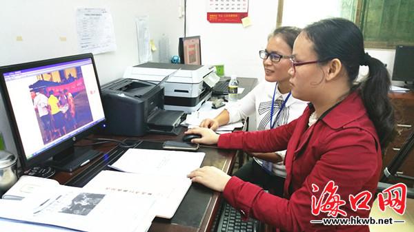 海口禁毒志愿者黄香:默默奉献 为禁毒事业发挥光和热