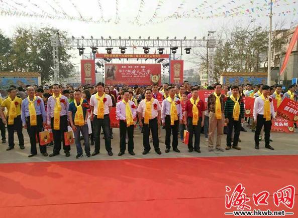 海口秀英区举办冼夫人文化节活动 助推乡贤文化发展