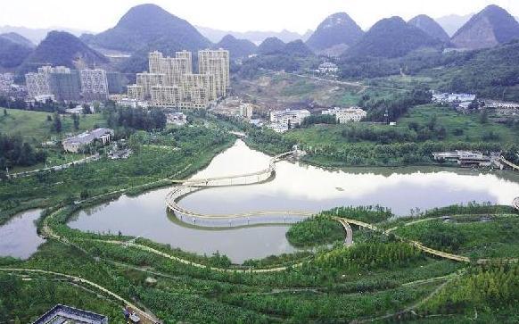 """贵州六盘水:从""""江南煤都""""到""""高原绿都"""""""