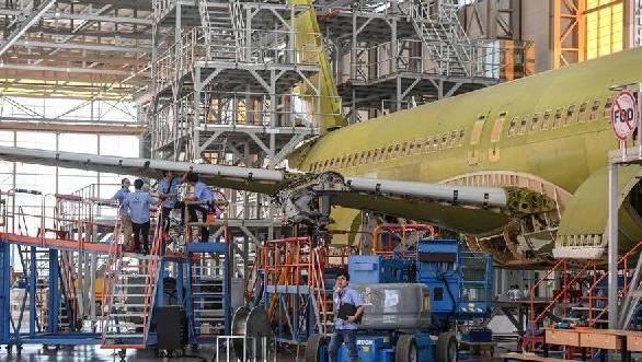 国产大型客机C919第二架飞行试验机预计今年第四季 ...
